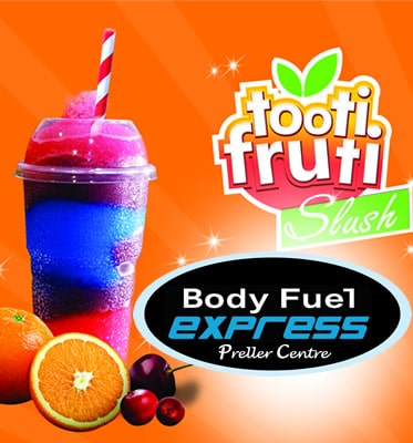 Body Fuel Fruiti tuti